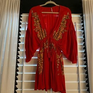 Free People dress/coverup
